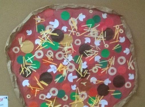 Papierowa pizza