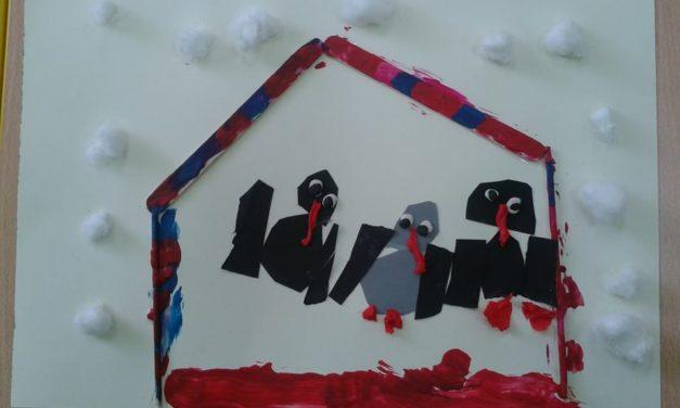 Pomagamy zwierzętom przetrwać zimę – karmnik