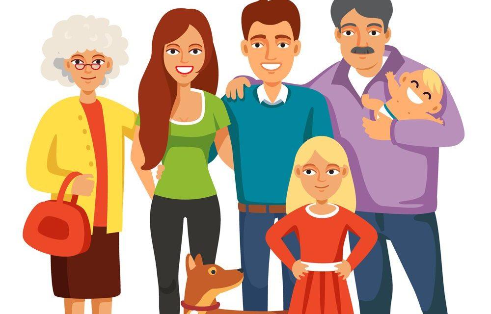 Scenariusz uroczystości: Dzień Babci i Dziadka