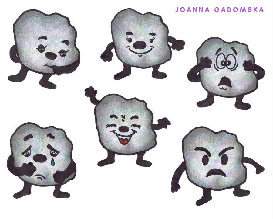 Barbórka - węgielki - emocje Barbórka Joanna Gadomska Pomoce dydaktyczne