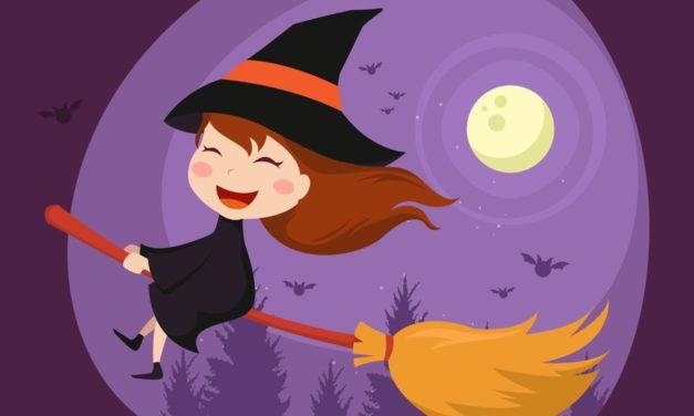 Malutka czarownica