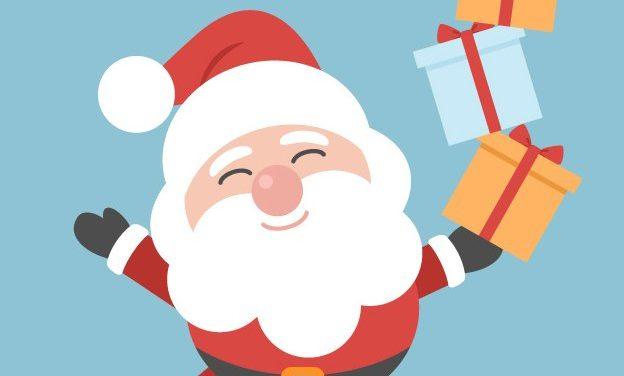 Dziękujemy Mikołaju!