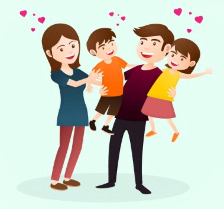 Krótkie I śmieszne Wierszyki Na Dzień Rodziny Da Dzieci