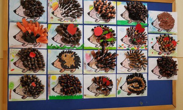 Pomysły Na Jesienne Prace Plastyczne W Przedszkolu Dla 3 4 5 Latka