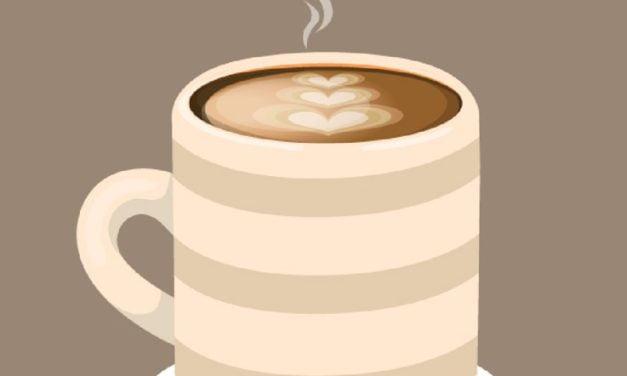 Bileciki do prezentów: Kubek na kawę