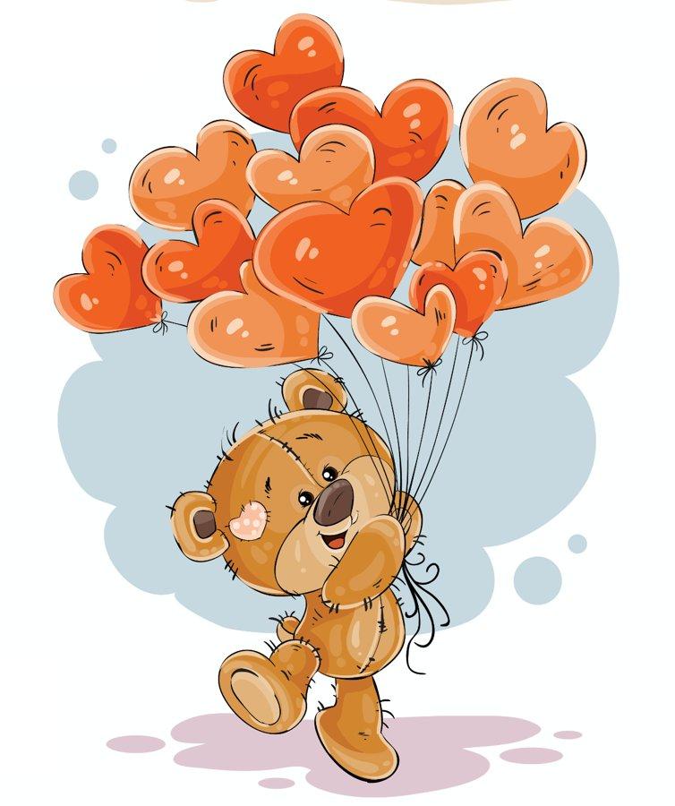 Misie, Miśki, Misiaczki Agata Dziechciarczyk Dzień Niedźwiedzia Dzień Pluszowego Misia Walentynki Wierszyki