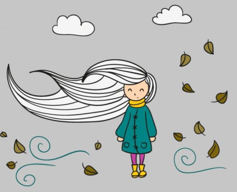 Powietrze Agata Dziechciarczyk Dzień Wiatru Ekologiczne Wierszyki