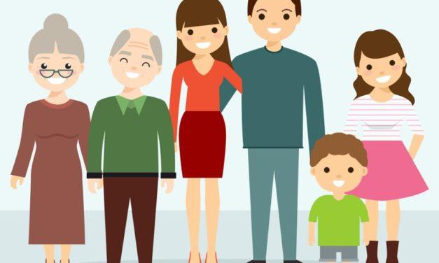 Rodzice i Dziadkowie