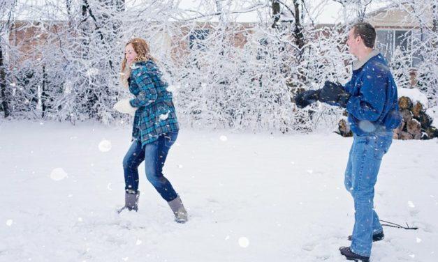 Śnieżna bitwa