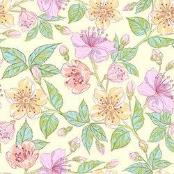 Kwiaty nitką malowane Dzień Matki Dzień Rodziny Kreatywnie z dzieckiem Małgorzata Wojkowska Rośliny Wiosna