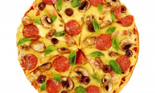 Zagadka – pizza 2