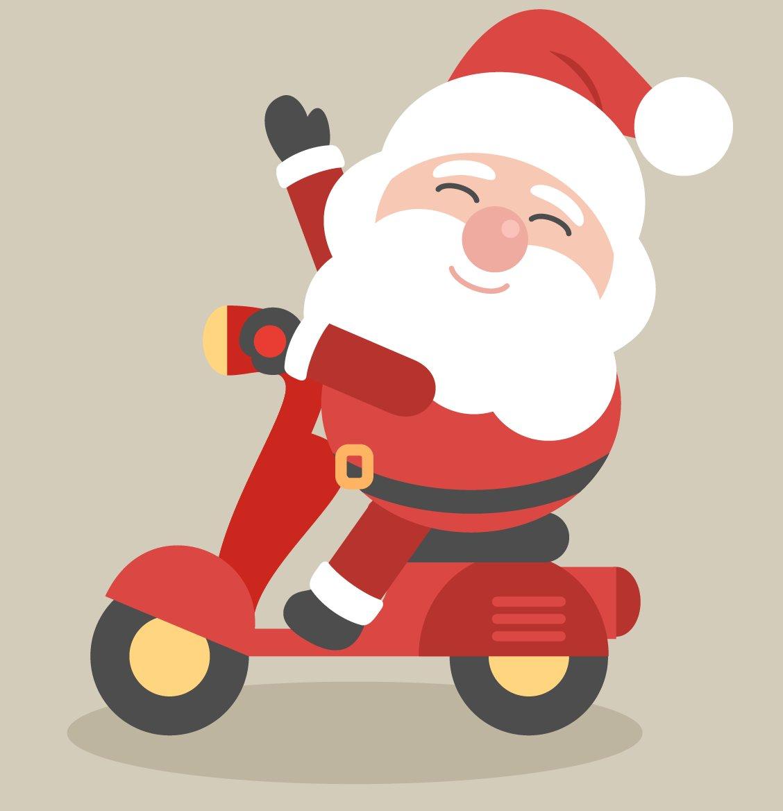 Co Mikołaj robi w lecie? Agata Dziechciarczyk Święty Mikołaj Wierszyki Zagadki