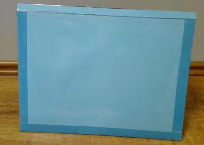 Kreatywne pudełko z opakowania po czekoladkach Dominika Kobylak Kreatywnie z dzieckiem Pomoce dydaktyczne