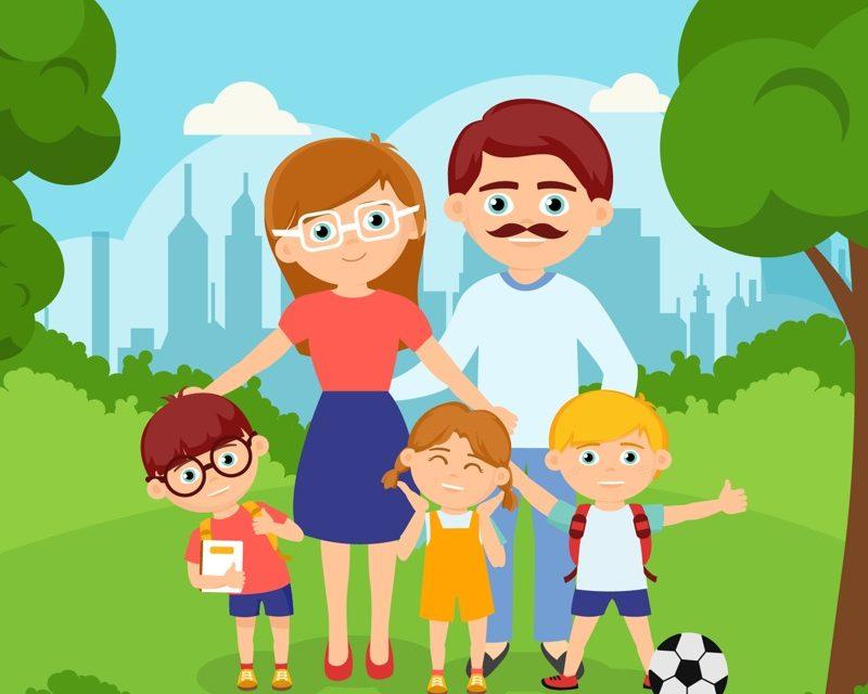 Dzień Mamy i Taty dla młodszych dzieci 2018