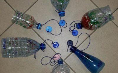 Praca techniczna – Zabawka ekologiczna z butelki plastikowej