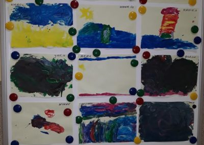 Inscenizacja plastyczna do utworu muzycznego Dzień Muzyki Kreatywnie z dzieckiem Małgorzata Wojkowska