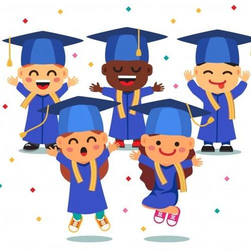 Podziękowania dla nauczycieli i wychowawców Czerwiec Okolicznościowe Podziękowania Pożegnanie Przedszkola
