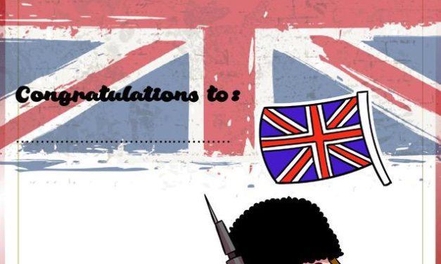 Dyplom za osiągnięcia z języka angielskiego