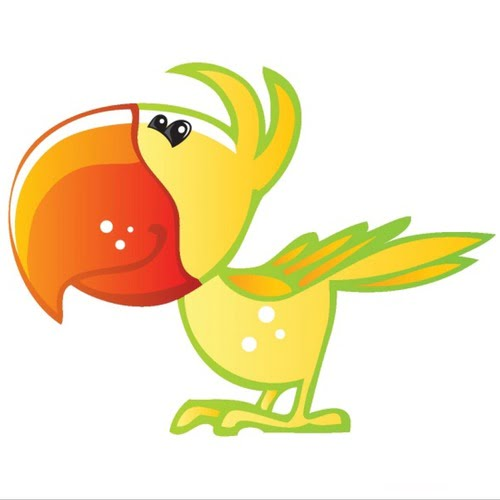 Ptaszki na gałęzi Aneta Grądzka-Rudziak Prace plastyczne Prace plastyczne (Światowy Dzień Zwierząt) Zwierzęta (Prace plastyczne)