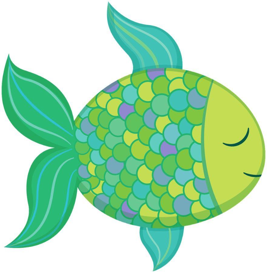 Dekoracje - Ryby Dekoracje Światowy Dzień Zwierząt
