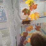 Jesienny dywanik