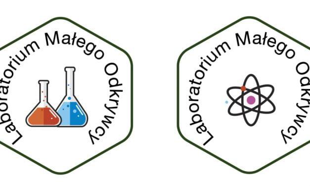 Odznaki na Dzień Chemika