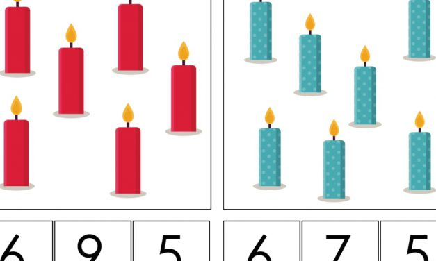 Andrzejki: Matematyka klamerkowa (40 kart pacy)