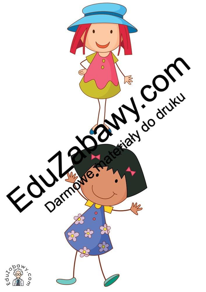Dzień Dziewczynek: Domino / Memory (13 kart pracy) Domino / Memory Dzień Dziewczynek Karty pracy Karty pracy (Dzień Dziewczynek)
