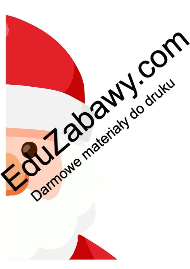 Boże Narodzenie: Dekoracje XXL (10 szablonów) Boże Narodzenie Dekoracje Dekoracje (Boże Narodzenie) Dekoracje (Mikołajki) Mikołajki