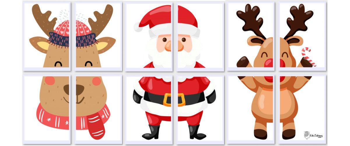 Boże Narodzenie: Dekoracje XXL (10 szablonów)