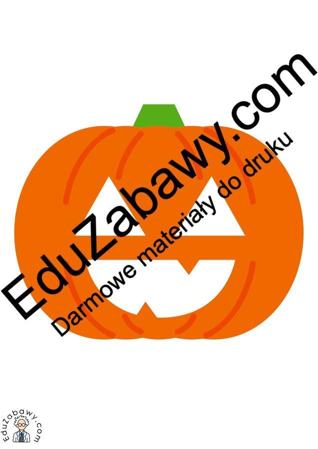 Maski na Halloween Karnawał Maski (Karnawał) Święto Dyni / Halloween Wycinanki