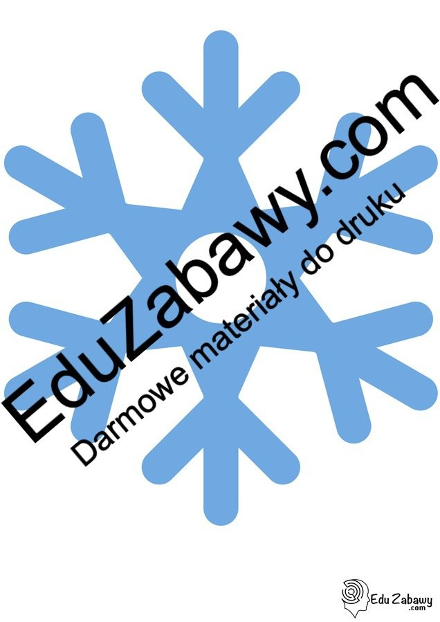 Zima: Dekoracje (33 szablony) Dekoracje Dekoracje (Zima) Światowy Dzień Śniegu Zima