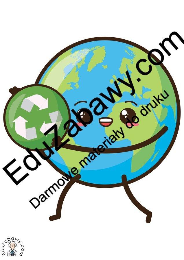 Dekoracje: Kula Ziemska / Ziemia (10 szablonów) Dekoracje Dekoracje (Dzień Wody) Dekoracje (Dzień Ziemi) Dzień Ziemi