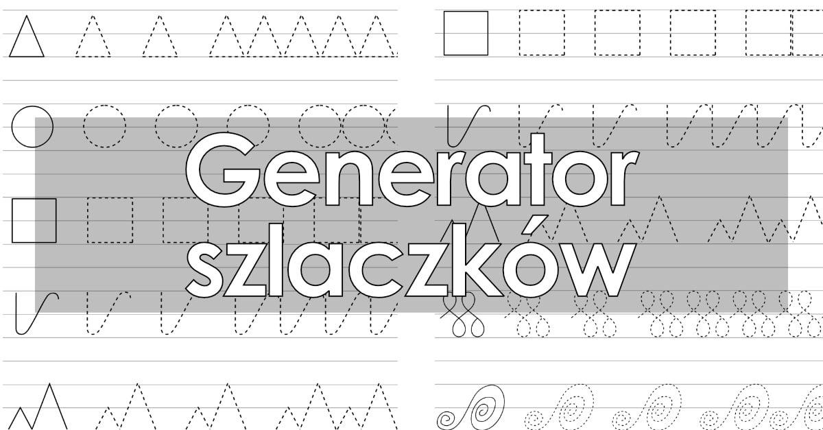 Generator szlaczków