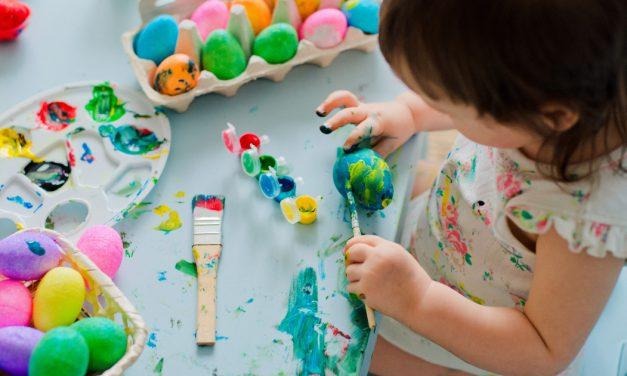 7 kreatywnych sposobów dekorowania pisanek